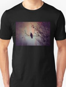 She will wait for you Unisex T-Shirt