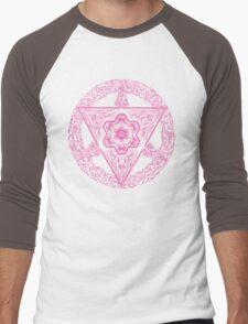 Metatron's Offering Men's Baseball ¾ T-Shirt