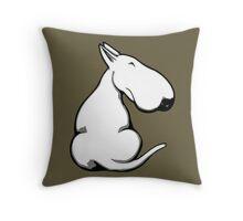 EBT Style Design Throw Pillow