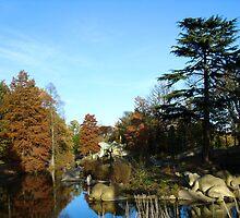 Crystal Lake by Liberty Benedict