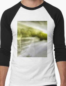 ©DA Alien Robot A Men's Baseball ¾ T-Shirt