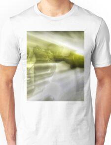 ©DA Alien Robot A Unisex T-Shirt