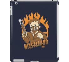 Wasteland Fury iPad Case/Skin