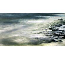 wave wandering.... Photographic Print