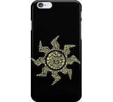 Plains Mosaic iPhone Case/Skin
