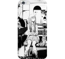Punpun – Discovery iPhone Case/Skin