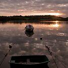 Another Sunset at Malpas by Simon Marsden