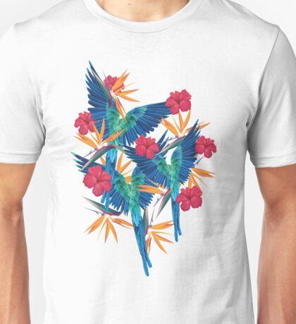 Parrots Unisex T-Shirt