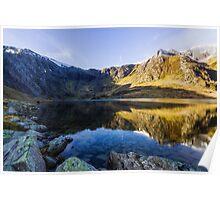 Lake Idwal Poster