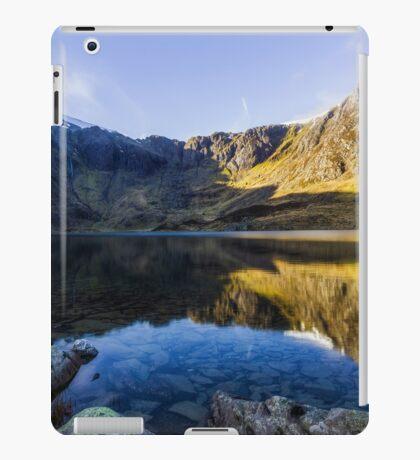 Lake Idwal iPad Case/Skin