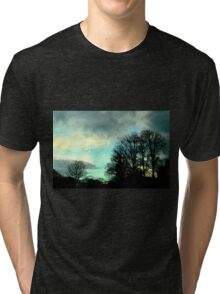 In The Middle of Nowhere Tri-blend T-Shirt