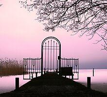 Romantic pier by Marc Specht