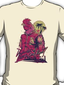 HOTLINE MIAMI: Do you like hurting other people? T-Shirt