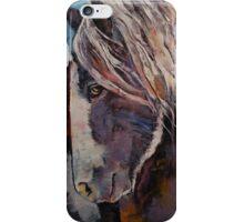 Highland Pony iPhone Case/Skin