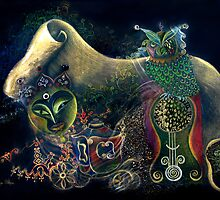 The Dream by MonaEliza