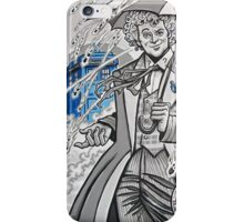 The Sixth Doctor iPhone Case/Skin
