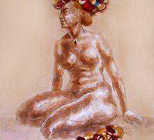 Orient Woman by MonaEliza