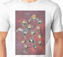 13 chibiz Unisex T-Shirt