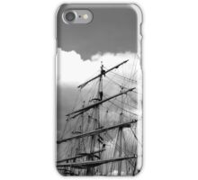 Prepair the sailes and reach your goal iPhone Case/Skin
