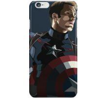 Cap graphic iPhone Case/Skin