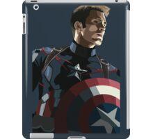 Cap graphic iPad Case/Skin