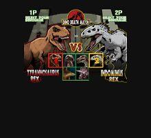 Dino Death Match Unisex T-Shirt