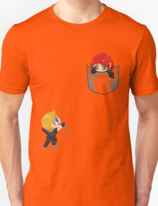 Natasha and her Knight in Shining Armor T-Shirt