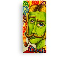 The Whimsical Wonderings of Wally Winston Canvas Print