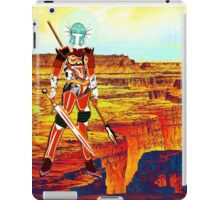 Global Warming and Greenhouse Effect iPad Case/Skin