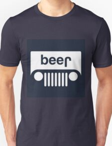 speed bump ahead,dont spill your beer! T-Shirt