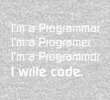 Teevolution :: I write code One Piece - Long Sleeve