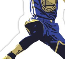 Stephen Curry - Golden State Warriors Sticker