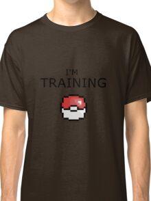 Pokemon Training Classic T-Shirt