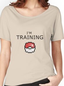 Pokemon Training Women's Relaxed Fit T-Shirt