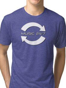 Music 24/7 Tri-blend T-Shirt