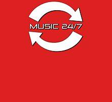 Music 24/7 Unisex T-Shirt