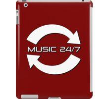 Music 24/7 iPad Case/Skin