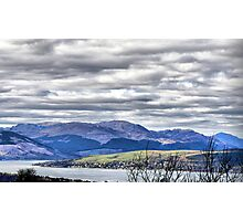 The River Clyde Photographic Print