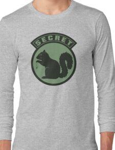 Secret Squirrel - Carp Fishing Long Sleeve T-Shirt