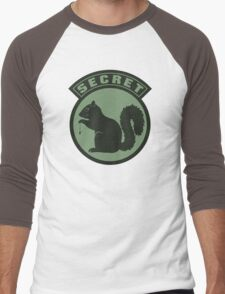 Secret Squirrel - Carp Fishing Men's Baseball ¾ T-Shirt