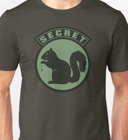Secret Squirrel - Carp Fishing Unisex T-Shirt
