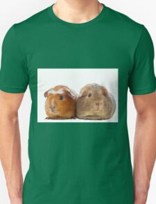 Two adorable guinea pigs T-Shirt