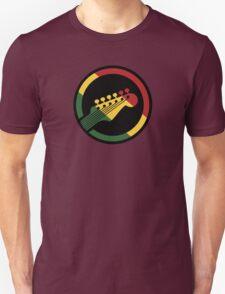 Reggae Guitar Sign T-Shirt