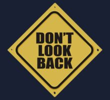 DON'T LOOK BACK Kids Clothes