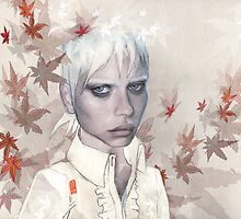 autumn androgynous by jaimedenis