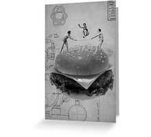 Black & White Collection -- American Dream Greeting Card