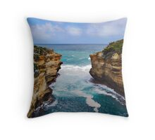 Cape Schanck Headlands Throw Pillow