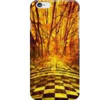 Sacred Temple of the Trees iPhone Case/Skin