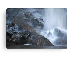 Waterfallen Canvas Print