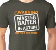 Masterbaiter in action Unisex T-Shirt